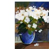Sheila Golden The Blossoming Canvas Print
