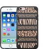Insten Zebra Hard Tpu Cover Case For Apple Iphone 6 6s   Brown Black