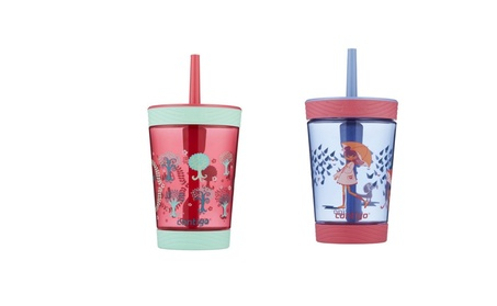 Kid's Spill Proof Sippy Cup Tumbler with Straw 2ecce305-90b8-4723-9a16-94cfaa8a2d6f