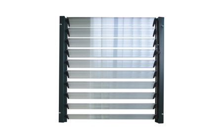 Rion Oudoor Gardening Side Louver Window a0584c4f-ea89-4ad6-a57f-b2fdca3d89d7