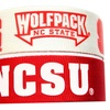 NCAA North Carolina State Wolfpack Slap Snap Wrap Wrist Band