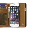 Cobble Pro Real Leather Wallet Card Case Stand For iPhone 6 6s Brown