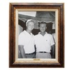 Jack Nicklaus & Arnold Palmer At The 1962 U.S. Open