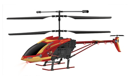 3.5CH RC Helicopter - Iron Man Marvel Avengers e5db2269-6957-4622-b475-9721b41c579b