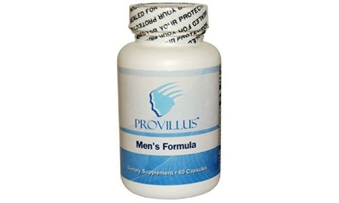 Up To 38 Off On Provillus Hair Loss Vitamins Groupon Goods
