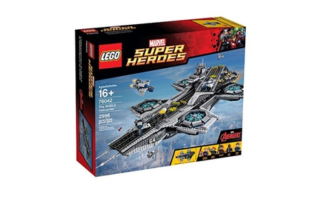 LEGO Marvel Super Heroes 76042 The SHIELD Helicarrier 636a398d-5d29-4af4-babc-1c38a8e8b03d