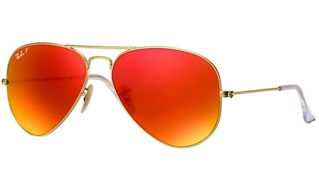 Ray-Ban Aviator Unisex Sunglasses