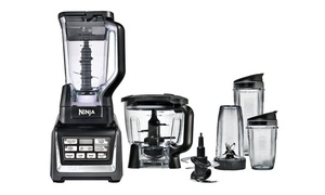 Ninja Auto-iQ Professional Blender Systems. Three Models Available.