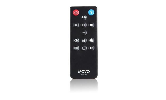 Bluetooth Camera Selfie & Media Remote Control for Apple iPhone/iPad