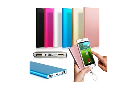 Ultra Thin 2000mAh Portable Power Bank ffd3cf4d-d5ec-4af6-bef8-7cb0473a2580