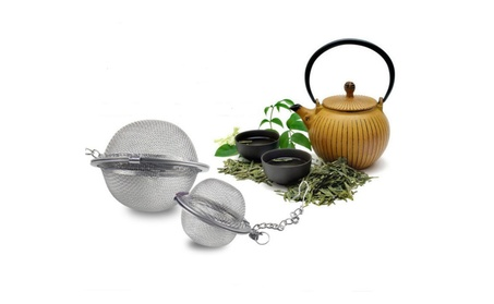 Tea Infuser Ball Mesh Loose Leaf Herb Stainless Steel Strainer 6ff8ac62-148c-4b6f-9380-7144f8a50130