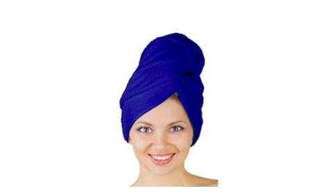 Premium New Microfiber 123 Hair Drying Turban db721952-6f81-4bec-9542-7250022a6148