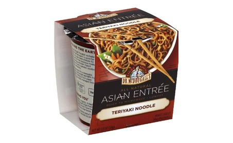 Dr. Mcdougall's Asian Entree, Teriyaki Noodle, 1.9 Ounce (Pack of 6) 0f32e806-2d9b-4a85-91d1-ed90625b7960