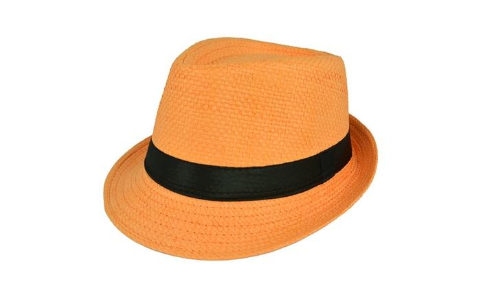 Faddism Fashion HAT068 Fedora Hat