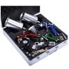 3 HVLP Air Spray Gun Kit Auto Paint Car Primer Detail Basecoat