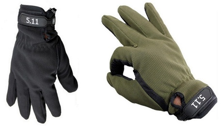 Pair Of Bicycle Breathable Men's Full Finger Gloves 9d63fe83-71bf-487a-92f2-78eb6558cac5