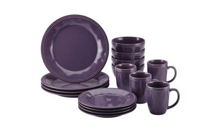 Rachael Ray Cucina Dinnerware 16-Piece Stoneware Dinnerware Set bd98aa6c-5a94-457c-9e09-ed744b24108b