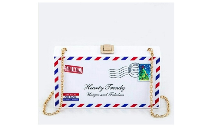"The Cute ""Mail Envelope"" Bag"
