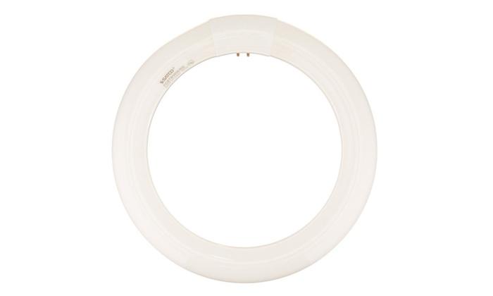 GE 11084 Kitchen And Bath Ultra Circline Bulb 22 Watts - White