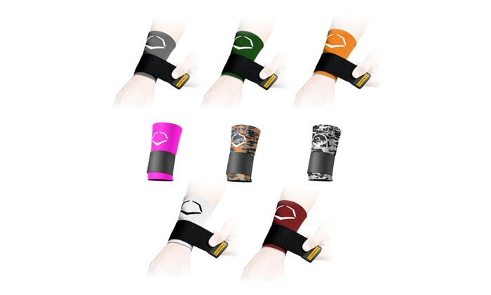EvoShield Compression Wrist Sleeve /w Performance Elastic Strap