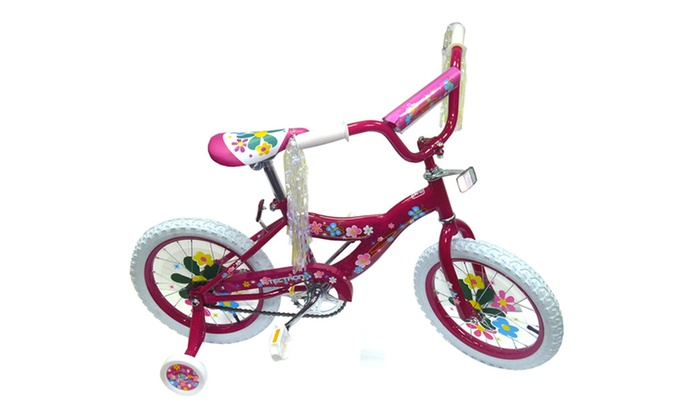 Bikes for Girls 16 inch-Bicycles for Kids, Gift Ideas