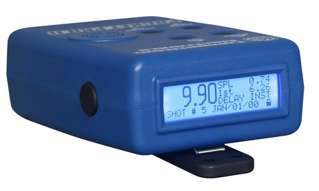 Competition Electronics Pocket Pro II Timer Blue CEI-4700 photo