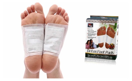 30-Pack: Detoxifying Foot Pads