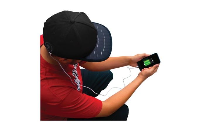 Poweraid Snapback Collection 2.0 Solar Hat