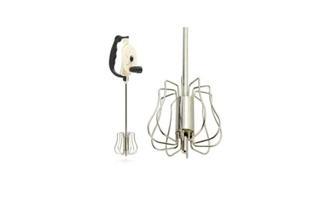 Manual Whisk Miracl Mixer Stainless Steel Hand Mix Whip Froth Rotary 7c8df426-d78e-4747-9a39-63e83917b07b