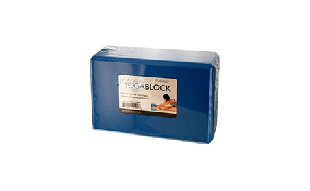 Yoga Block for Exercise, Blue 056095f5-1d4b-4dd8-a5b8-66db1bf1deef