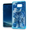 XL Samsung Galaxy S8 Plus Chrome Glitter Motion Case