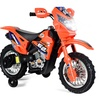 Costway Kids Ride On Motorcycle with Training Wheel 6V Battery Powered