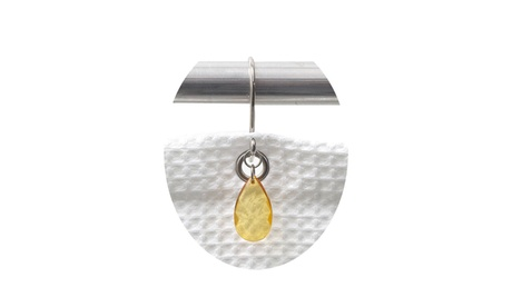 Carnation Home FashionsPrism Resin Shower Curtain Hooks in Gold 0baa8484-a599-45a2-a13c-18b88de5b3ad