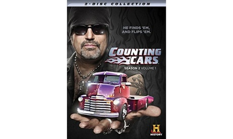 Counting Cars: Season 2, Volume 1 (DVD) a68b537a-bd13-4357-a3b0-0b039b962074
