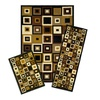 Capri 3 Piece Rug Set - SW Tiles