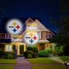 NFL Team Logo LED Projector Light