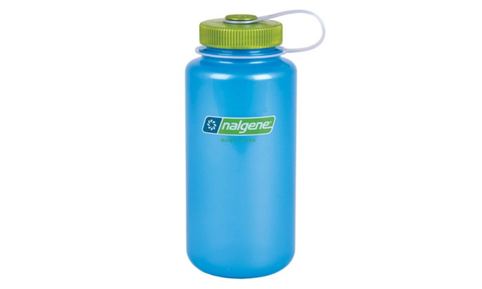Nalgene Translucent Wide Mouth Bottle