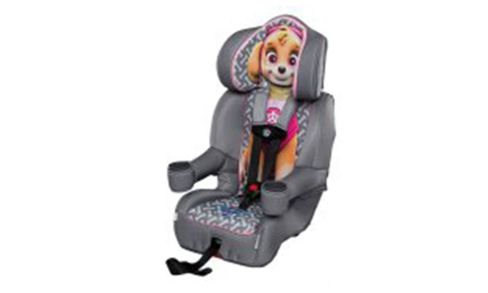 Nickelodeon Paw Patrol Skye Combination Harness Booster Car Seat