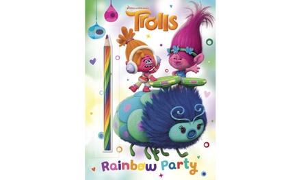 Rainbow Party! (DreamWorks Trolls)
