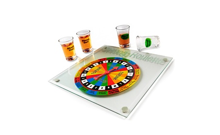 Perfect Shout Out Shot Glass Board Game Set dd5045ac-7dea-4660-9a46-eb88a8334cc2