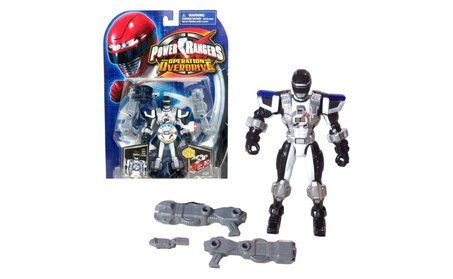 Operation Overdrive Mission Response Black Power Ranger, 5 inch b65b5021-2888-42b0-84be-ca7c77d78610