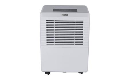 RCA 50-Pint 2-Speed Dehumidifier, RDH505 (New Open Box) 079489e4-6b9b-4b24-b65b-4ca8df192277