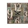Large Numbers Wall Clock