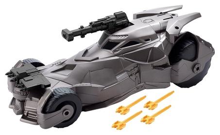 Mattel Justice League Mega Cannon Batmobile™ Vehicle FGG58 82a13d2e-78c8-48af-ab0a-907150b0fb9f