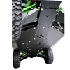 sssoffroad Kawasaki Teryx-4 with Rock Gliders Sliders Skid Plate