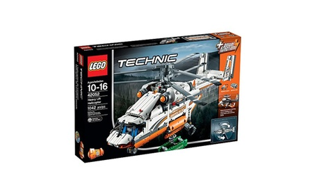 LEGO Technic Heavy Lift Helicopter 42052 Advanced Building Toy 078935db-629b-4695-8841-5edc00420ca6