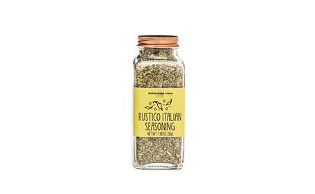 Pepper Creek Farms 501D Rustico Italian Seasoning - Pack of 6 074c149a-21b0-41c4-9460-05581a1c59b0