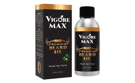 Natural Men's Beard Oil 4 fl oz Handcrafted Organic Moisturizer 0d854b58-fe17-453a-ad05-4445ca25c08c