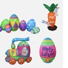 Outdoor Easter Inflatable Decoration