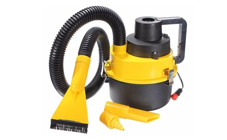 Premium New Turbo Wet/Dry Auto Vacuum with Attachments b708db42-2747-47df-a62a-ea2c3a29a3a4